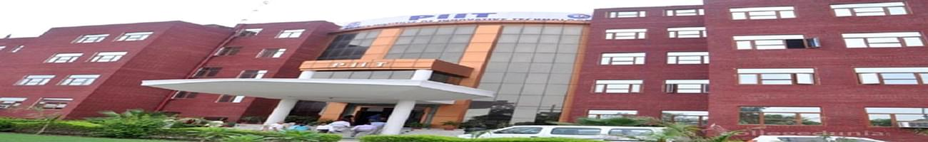 Prince Institute of Innovative Technology - [PIIT], Greater Noida
