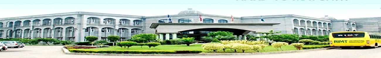 RIMT Institute of Engineering & Technology, Fatehgarh Sahib