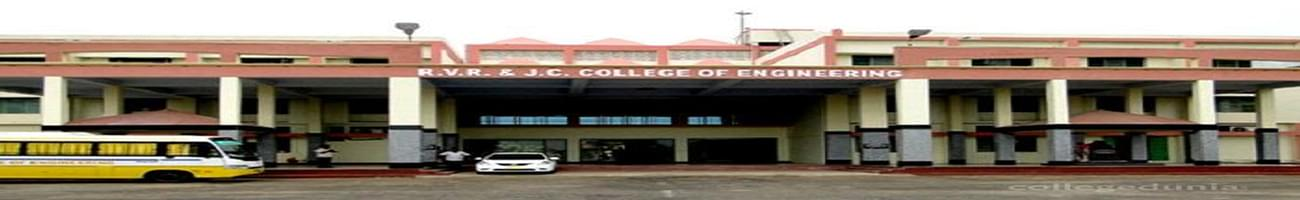 RVR and JC College of Engineering, Guntur