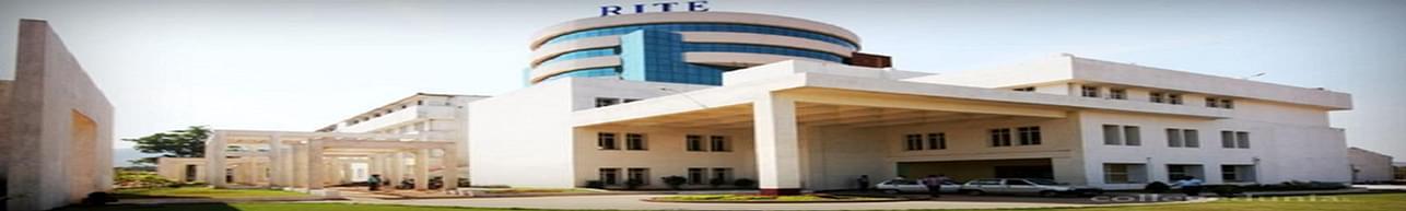 Radhakrishna Institute of Engineering and Technology - [RITE], Khorda