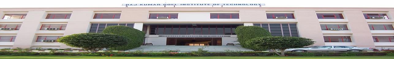 Raj Kumar Goel Institute of Technology - [RKGIT], Ghaziabad