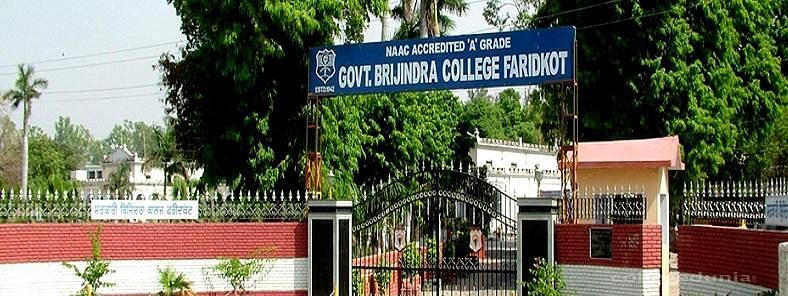 Government Brijindra College