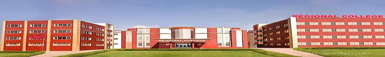Regional College, Jaipur