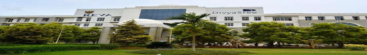 Reva Institute of Technology and Management - [RITM], Bangalore - Admission Details 2020
