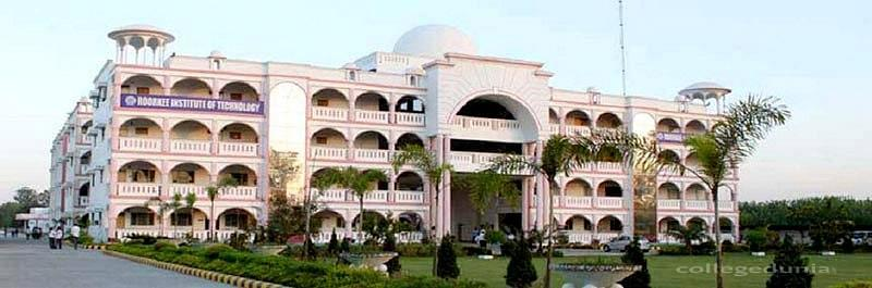 Roorkee Institute of Technology - [RIT]