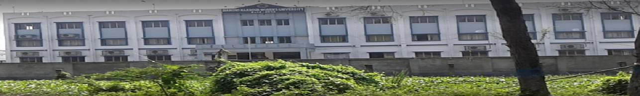 Diamond Harbour Women's University, South 24 Parganas - Course & Fees Details