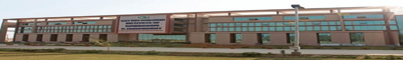Satyug Darshan Institute of Engineering & Technology - [SDIET], Faridabad