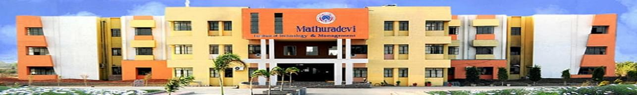 Mathuradevi Institute of Technology & Management, Indore