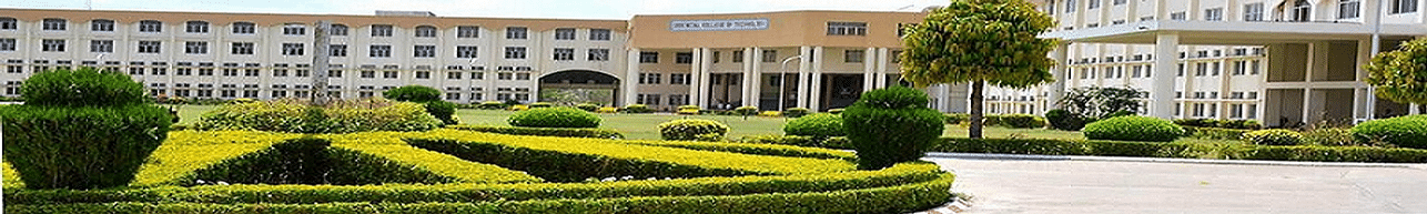 Oriental College of Technology - [OCT], Bhopal