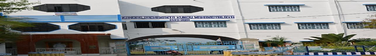 Kandra Radha Kanta Kundu Mahavidyalaya, Bardhaman - Course & Fees Details