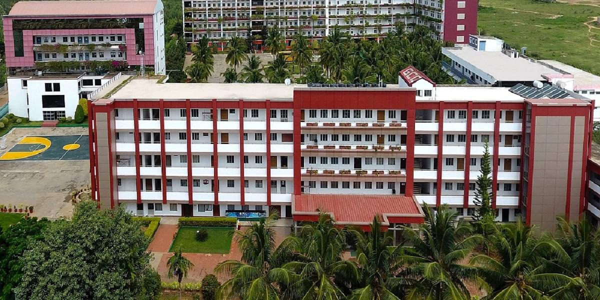 Garden City University - [GCU], Bangalore Courses & Fees