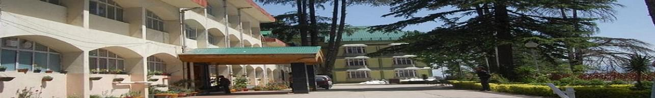 Institute of Hotel Management Catering and Nutrition - [IHM], Shimla