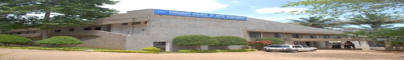 Sambhram College of Hotel Management - [SCHM, Kolar