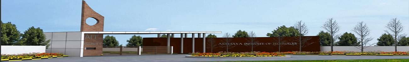 Akshaya Institute of Technology - [AIT], Tumkur