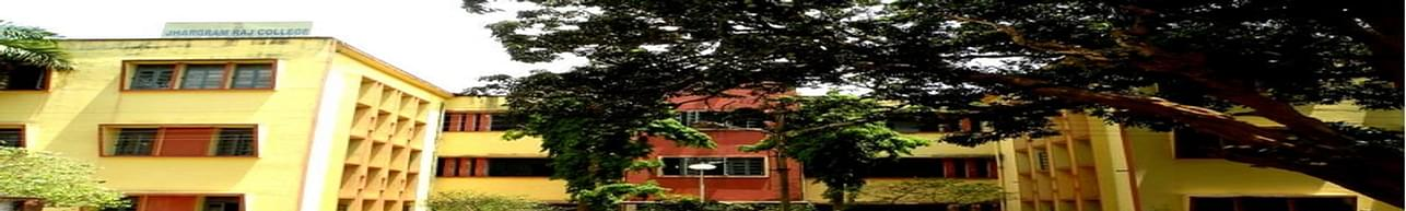 Jhargram Raj College, Midnapore - Course & Fees Details