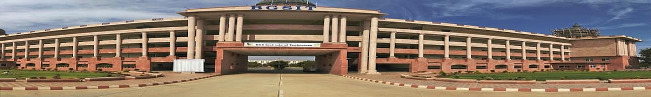 BGS Institute of Technology - [BGSIT], Mandya