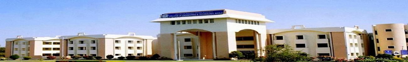 Shri Shivaji Education Society's College of Engineering and Technology - [SSE], Akola