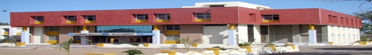 Christ Institute of Management - [CIM], Rajkot