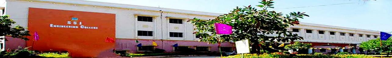 SSJ Engineering College - [SSJEC], Hyderabad