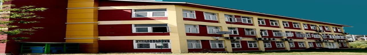 National Institute of Fashion Technology - [NIFT], Srinagar