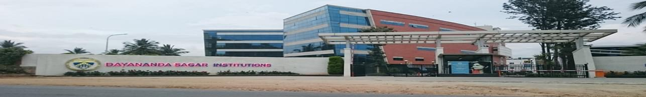 Dayananda Sagar Academy of Technology and Management - [DSATM], Bangalore