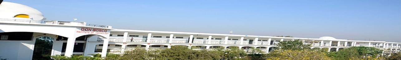 Don Bosco Institute of Technology - [DBIT], Bangalore