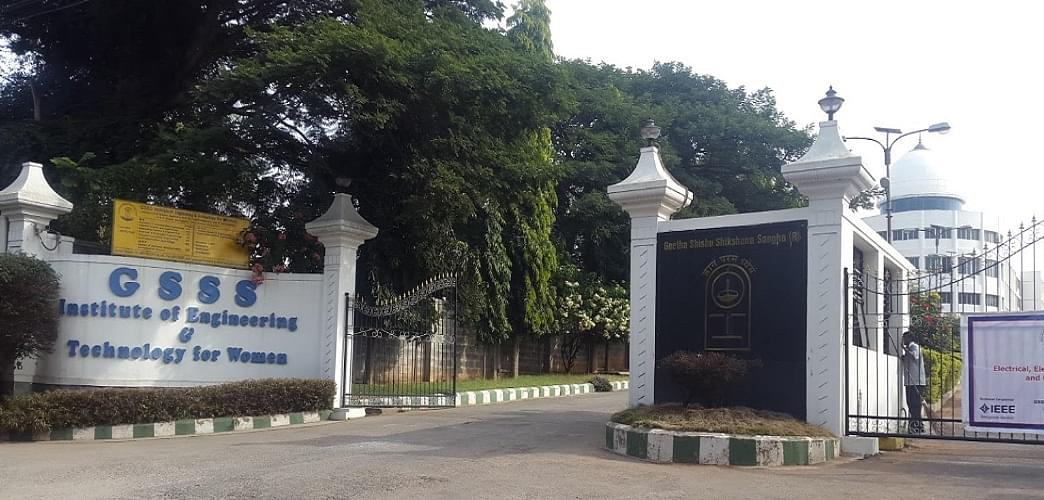 GSSS Institute of Engineering and Technology for Women - [GSSSIETW]
