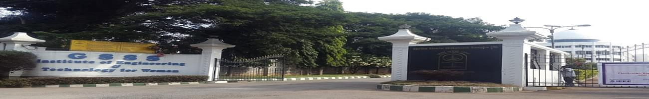 GSSS Institute of Engineering and Technology for Women - [GSSSIETW], Mysore
