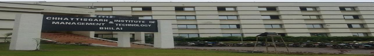Chhattisgarh institute of management and technology - [CIMT], Bhilai