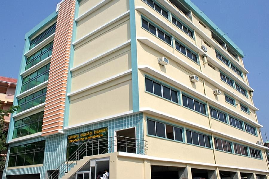 Chaitanya College of Pharmacy Education and Research
