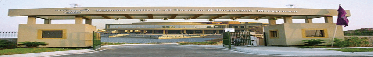 Dr YSR National Institute of Tourism and Hospitality Management - [NITHM], Hyderabad