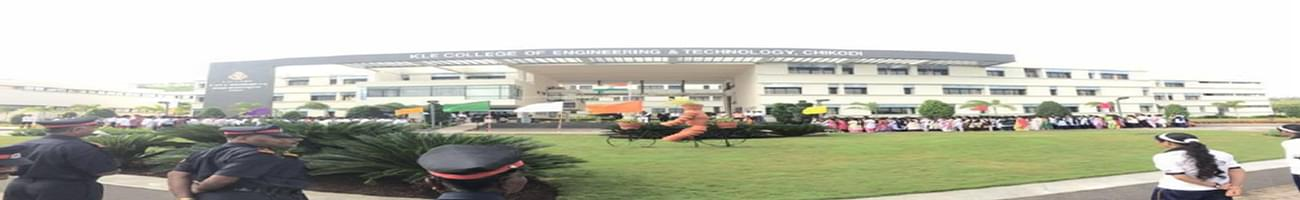 KLE College of Engineering and Technology - [KLECET], Chikodi