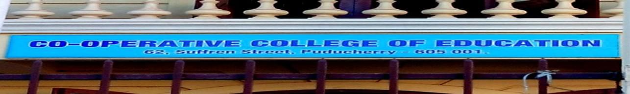 Cooperative College of Education, Pondicherry