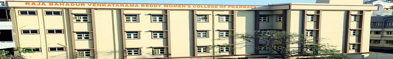 RBVRR Women's College of Pharmacy, Hyderabad