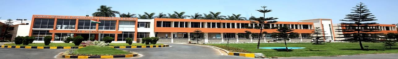 National Institute of Pharmaceutical Education and Research - [NIPER], Hyderabad