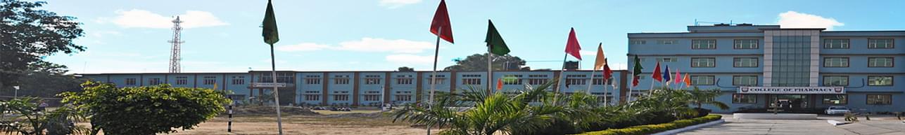 Amar Shaheed Baba Ajit Singh Jujhar Singh Memorial College of Pharmacy, Bela