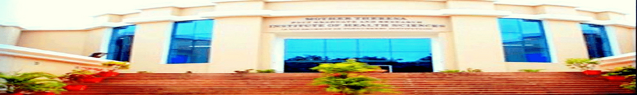 Mother Teresa Post Graduate and Research Institute of Health Sciences - [MTIHS], Pondicherry - Course & Fees Details