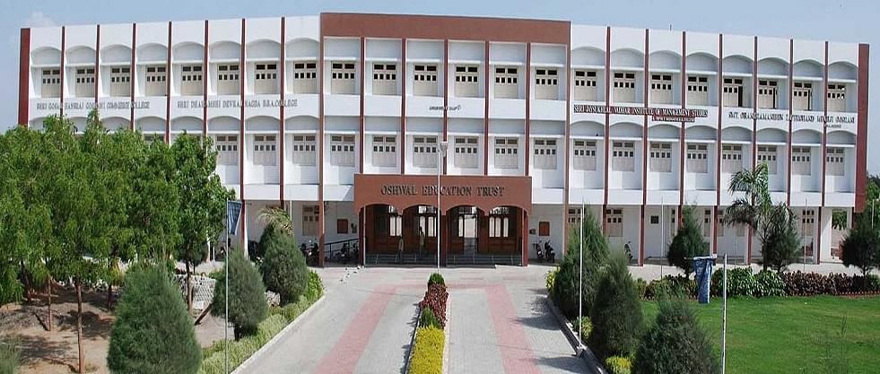Shri Gosar Hansraj Gosrani Commerce & Shri Dharamshi Devraj Nagda B.B.A.College