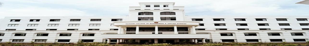 Rajagiri College of Management and Applied Sciences Kakkanad, Kochi