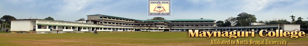 Maynaguri College, Jalpaiguri