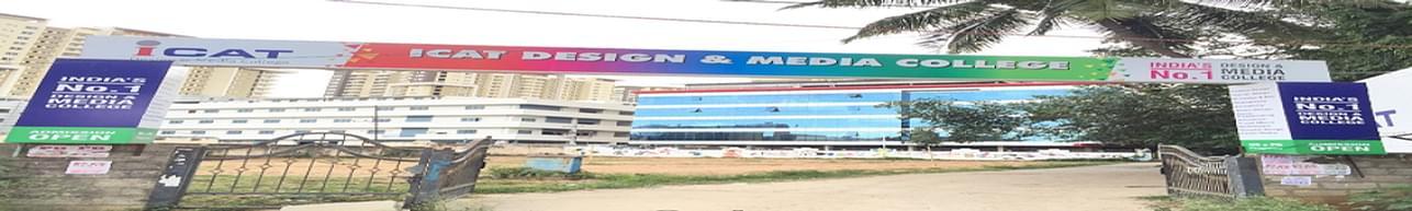 ICAT Design and Media College, Bangalore