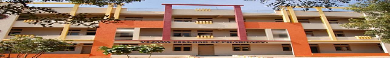Vijay College of Pharmacy - [VCP], Hayathnagar