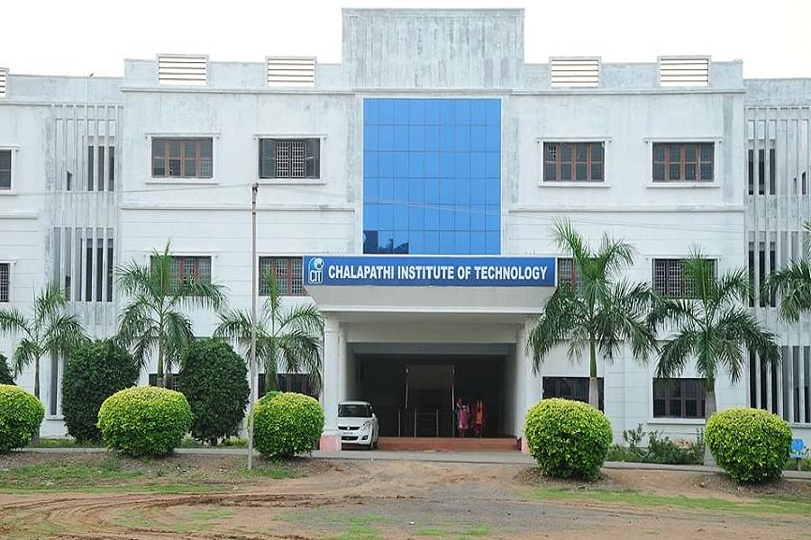 Chalapathi Institute of Technology - [CIT]