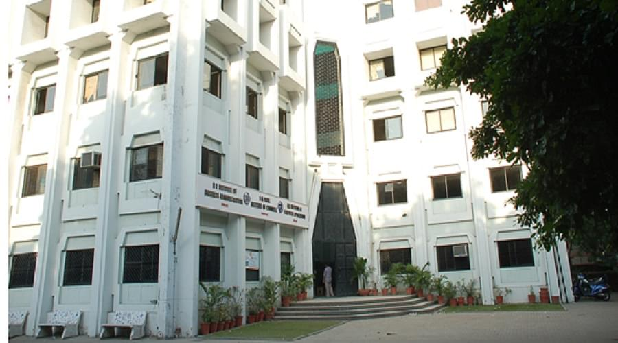 Faculty of Commerce ,GLS University