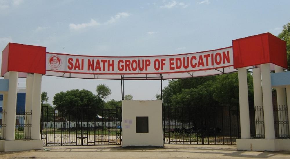 Sai Nath Group of Education - [SNGE]