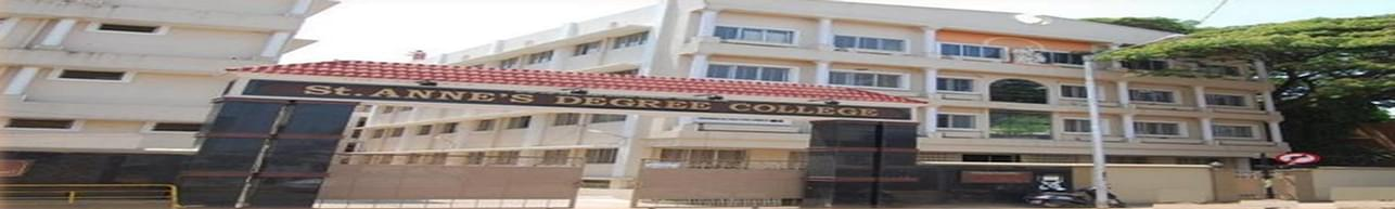 St. Anne's Degree College for women, Bangalore