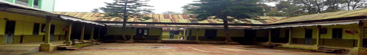 Government Serchhip College, Serchhip