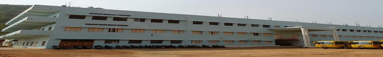 Gayatri Vidya Parishad College for Degree and PG Courses, School of Engineering, Visakhapatnam