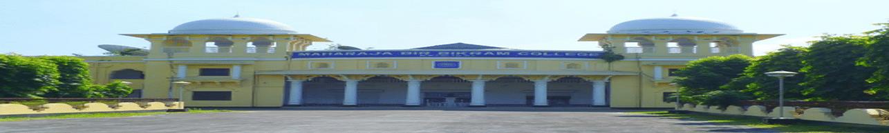 Maharaja Bir Bikram College, Agartala - Course & Fees Details