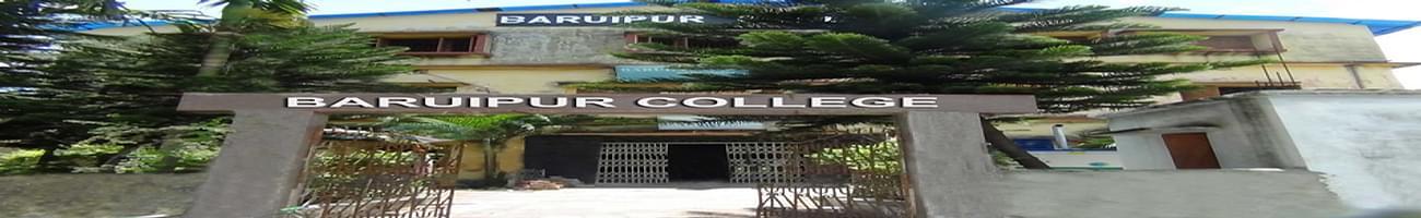 Baruipur College, South 24 Parganas